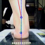 足型測定 (1)