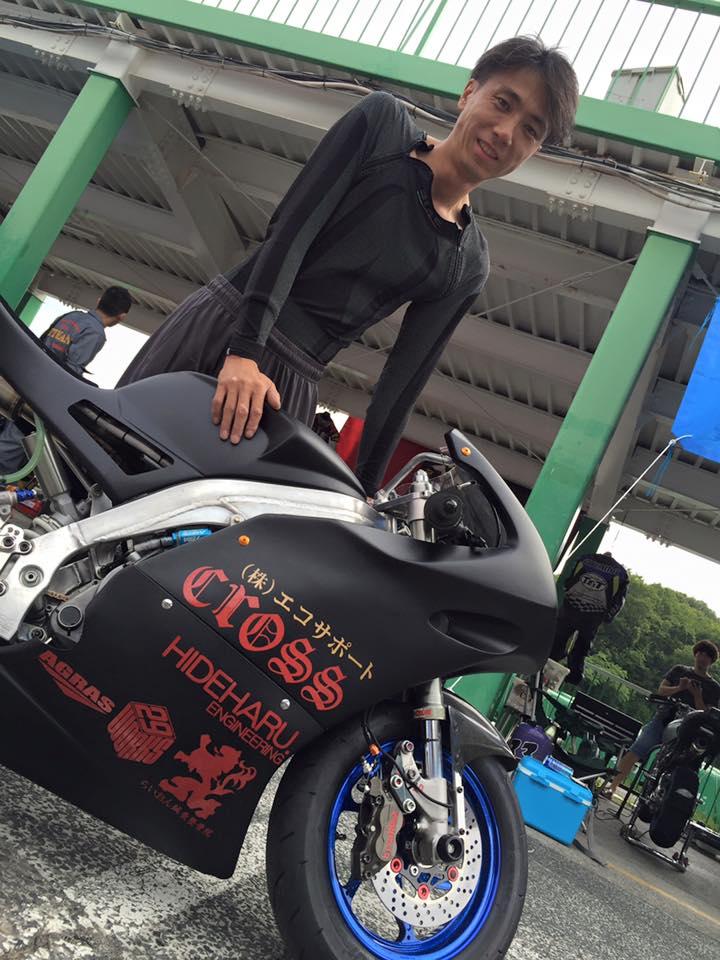 バイクレース★