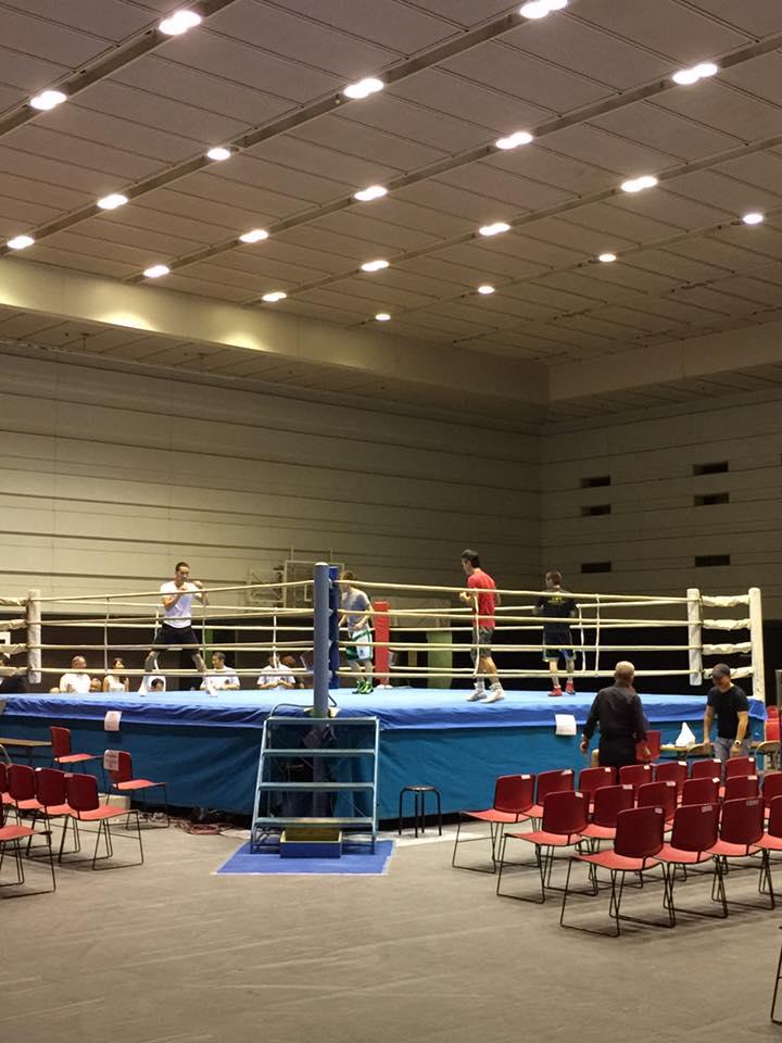 ボクシング 新人王