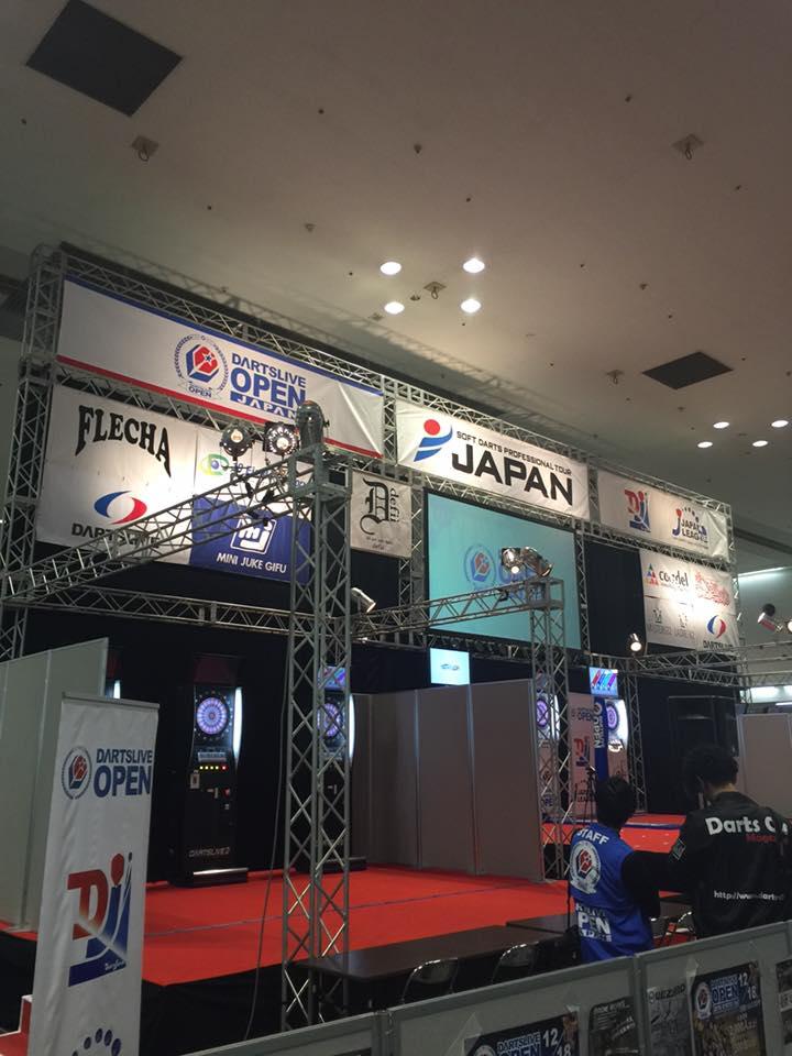 ☆Dartslive Japan Open☆