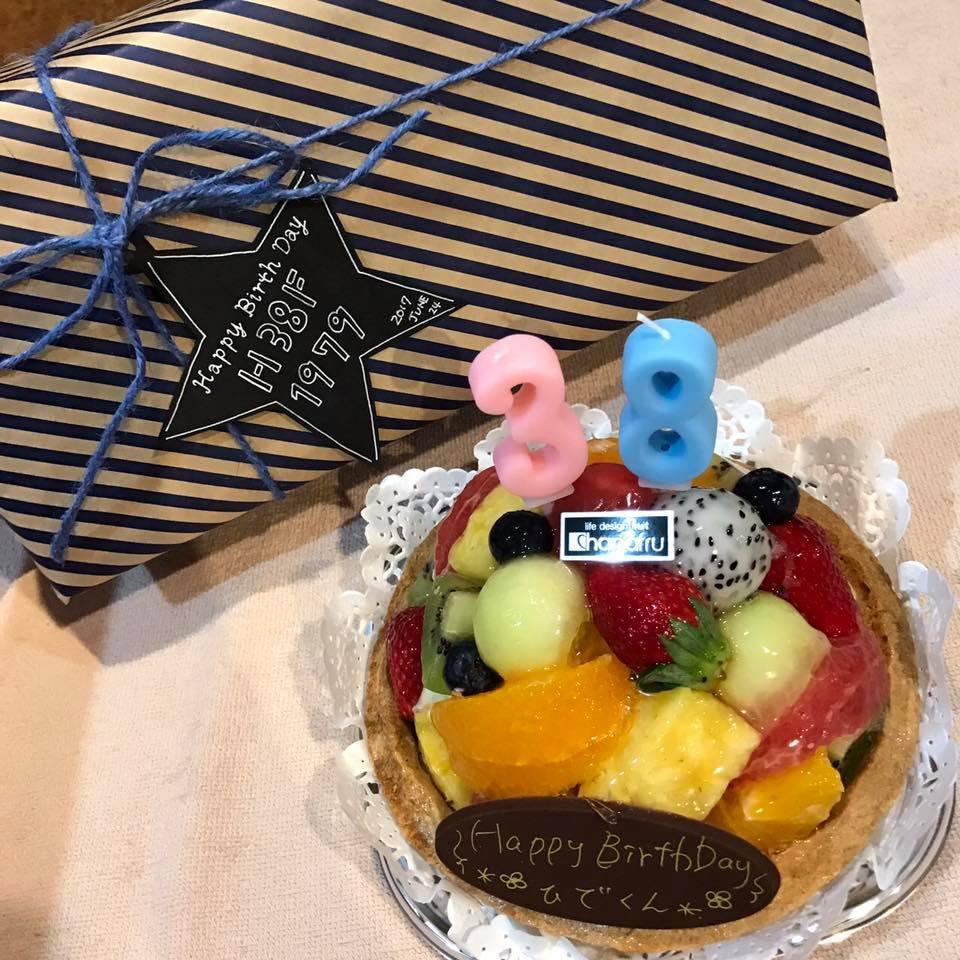 ★福岡大先生Happy Birth Day★