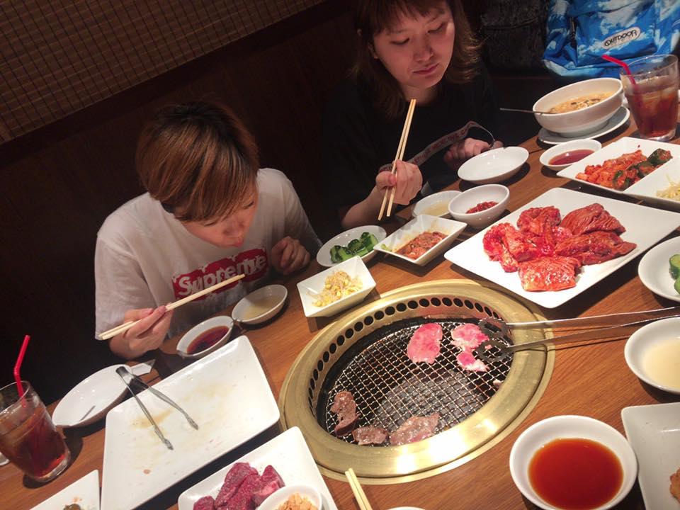 ★焼き肉パーティー★