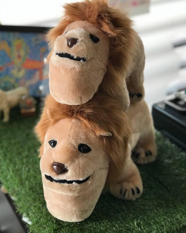 ☆しゃくれライオン☆