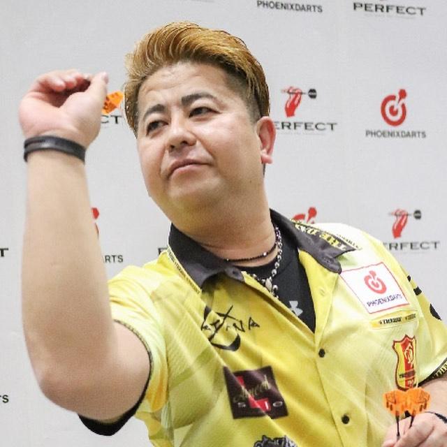 ダーツプレイヤー山本信博プロ準優勝!\(^o^)/