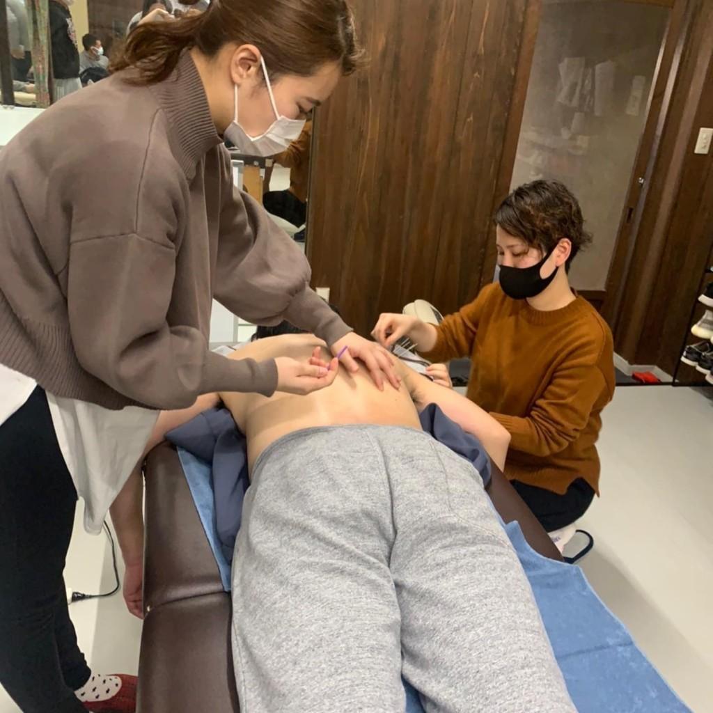 鍼治療の最先端! プロアスリートまでご用達のルート治療の勉強会へ!